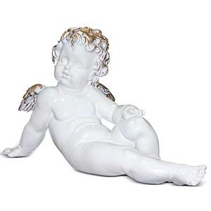 Скульптура Ангел лежит