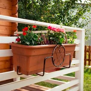 Балконная подставка