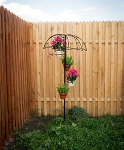 Подставка садовая для цветов