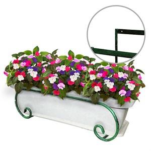 Балконная подставка для цветов 51-034