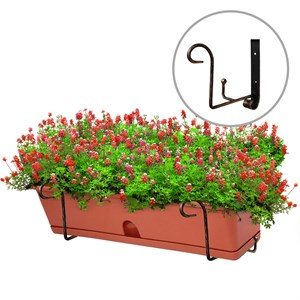 Кронштейны для балконных ящиков
