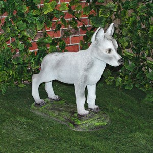 Садовая фигура волчок