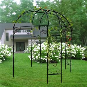 Садовая арка для растений
