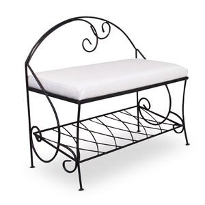 Банкетка с сиденьем