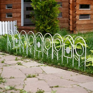 Заборчик для сада