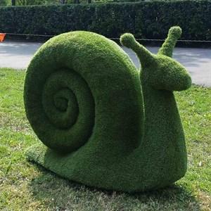 Топиарная фигура для сада и парковой зоны