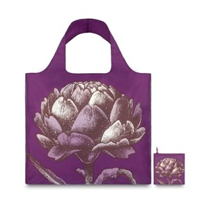 Хозяйственная сумка с цветком не дорого
