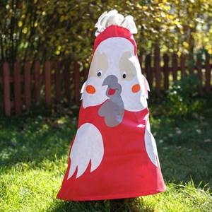 Укрывной колпак петух новогодний
