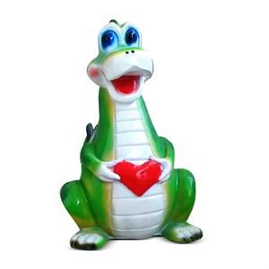 Динозавр с сердцем F07192