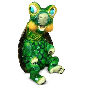 Фигура садовая Черепаха F07358