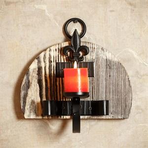 Подсвечник деревянный 606-09