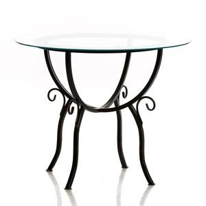 Кованый дачный столик