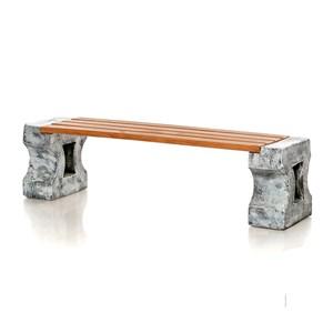 Скамейка из стеклопластика