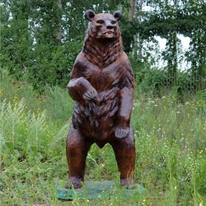 Фигура для сада медведь за 22500 руб.