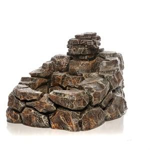 фонтан камень для сада