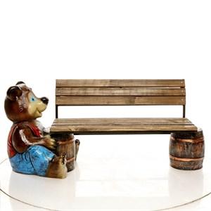 Скамейка для детского сада
