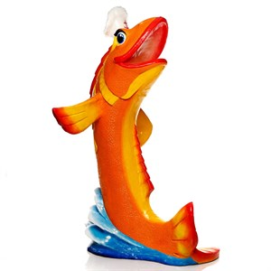 Рыба повар фигура для парка за 19500 руб.