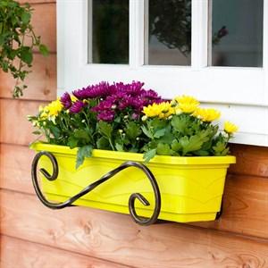 Кронштейн для балконных ящиков