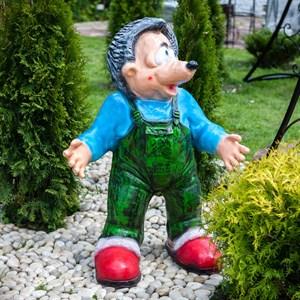 Садовая фигура Еж