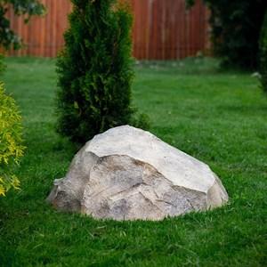 Камень декоративная крышка