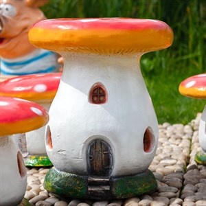 Стол для сада гриб