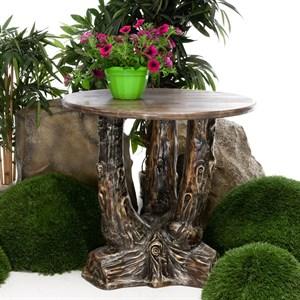 Садовый стол Пень U07504