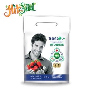 Удобрение сухое ягодное