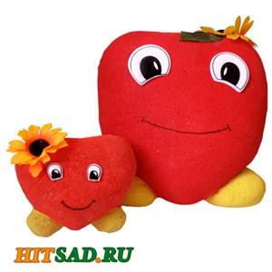 Сердце игрушка
