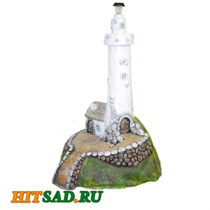 Крышка люка Маяк с башней