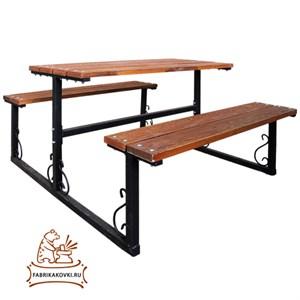 Стол со скамейками 880-22R