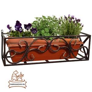 Для ящиков цветочных кронштейн