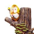 Сова на дереве