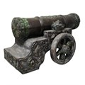 Скульптура Пушка