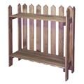 59-153 Подставка деревянная под кашпо