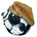 Футбольный мяч сувенир копилка