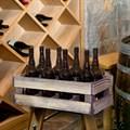 Ящик для хранения бутылок цена 1350 руб