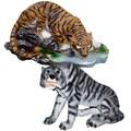 Фигуры из полистоуна Тигры
