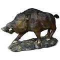 Парковая скульптура Кабан