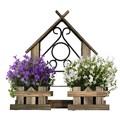 Подставка под цветы для дачи