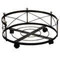 Круглая кроватка для животных - фото 13155