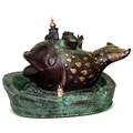 Садовый фонтан Рыба Кит US07705 - фото 13190