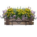 Кронштейн для цветов на балкон 51-024 - фото 13233