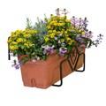 Кронштейн для цветов на балкон 51-024 - фото 13235