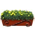Кованый держатель для цветов