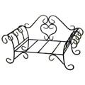 Кованая кроватка для животных - фото 13386