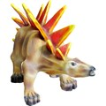 Садово-парковая фигура динозавр Стегозавр - фото 13414