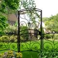 Кованый забор - фото 13579