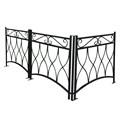 Забор металлический - фото 13580