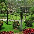 Забор металлический - фото 13581