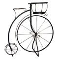 Велосипед из металла